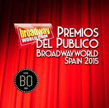 ¡Claudia Traisac, Olalla Hernández y Angy Fernández son candidatas a las nominaciones de los Premios Broadway World Spain 2015!